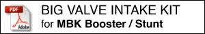 Download Mounting Guide Big Valve Intake Kit